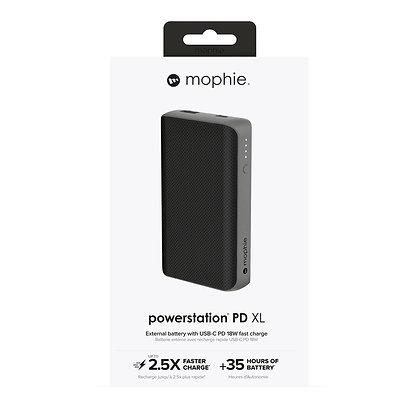 Mophie Powerstation PD USB-C External Battery, Black