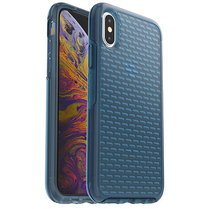 OtterBox Vue Series iPhone Xs, Storm River (Translucent Seas)
