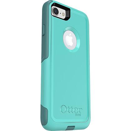 OtterBox Commuter iPhone 7/8/SE, Aqua Mint Way