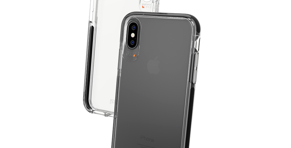 Gear4 iPhone X/Xs Piccadilly, Black