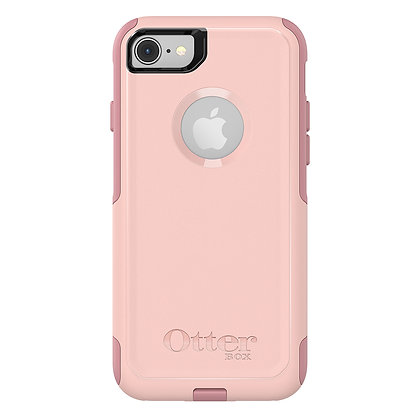 OtterBox Commuter Series iPhone SE/8, Ballet Way (Pink/Blush)