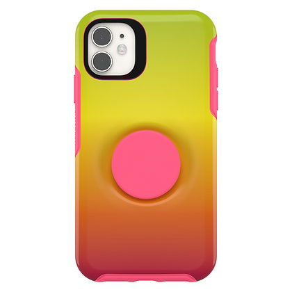 OtterBox Symmetry Series Otter + Pop iPhone 1, Island Ombre
