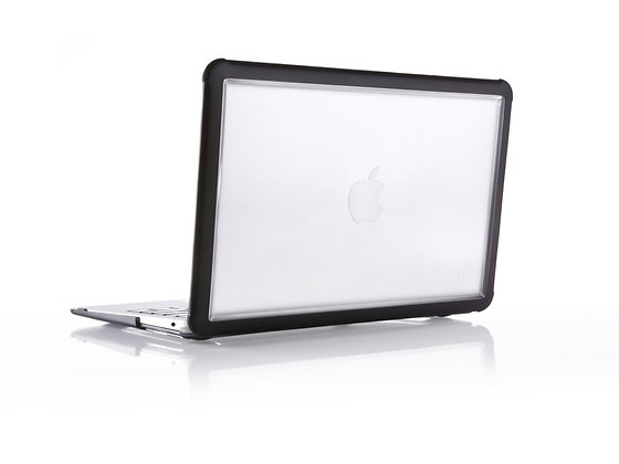 """STM MacBook Air 13"""" Fitted Dux, Black"""
