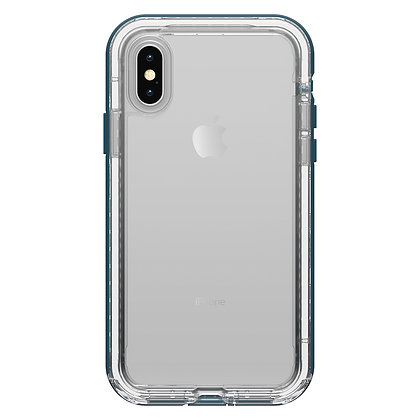 LifeProof Next Series iPhone Xs, Clear Lake