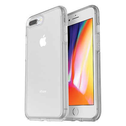 OtterBox Symmetry Clear Series iPhone 8 Plus, Clear