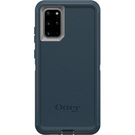 OtterBox Defender Samsung Galaxy S20+, Gone Fishin (Wet/Blue)