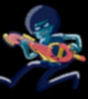 Free Music EdTech BandBlast App Character