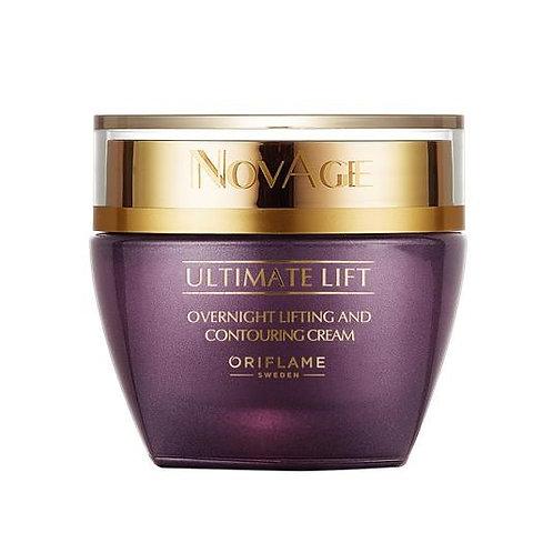 NovAge Ultimate Lift Overnight Lifting & Contouring Cream