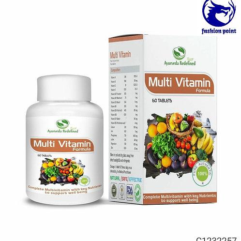 Multi Vitamin Capsules