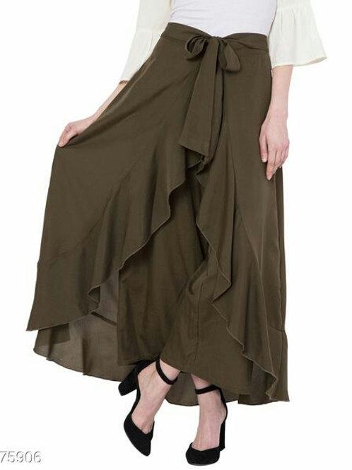 Ruffle Skirt Pants Vol 1- / P2