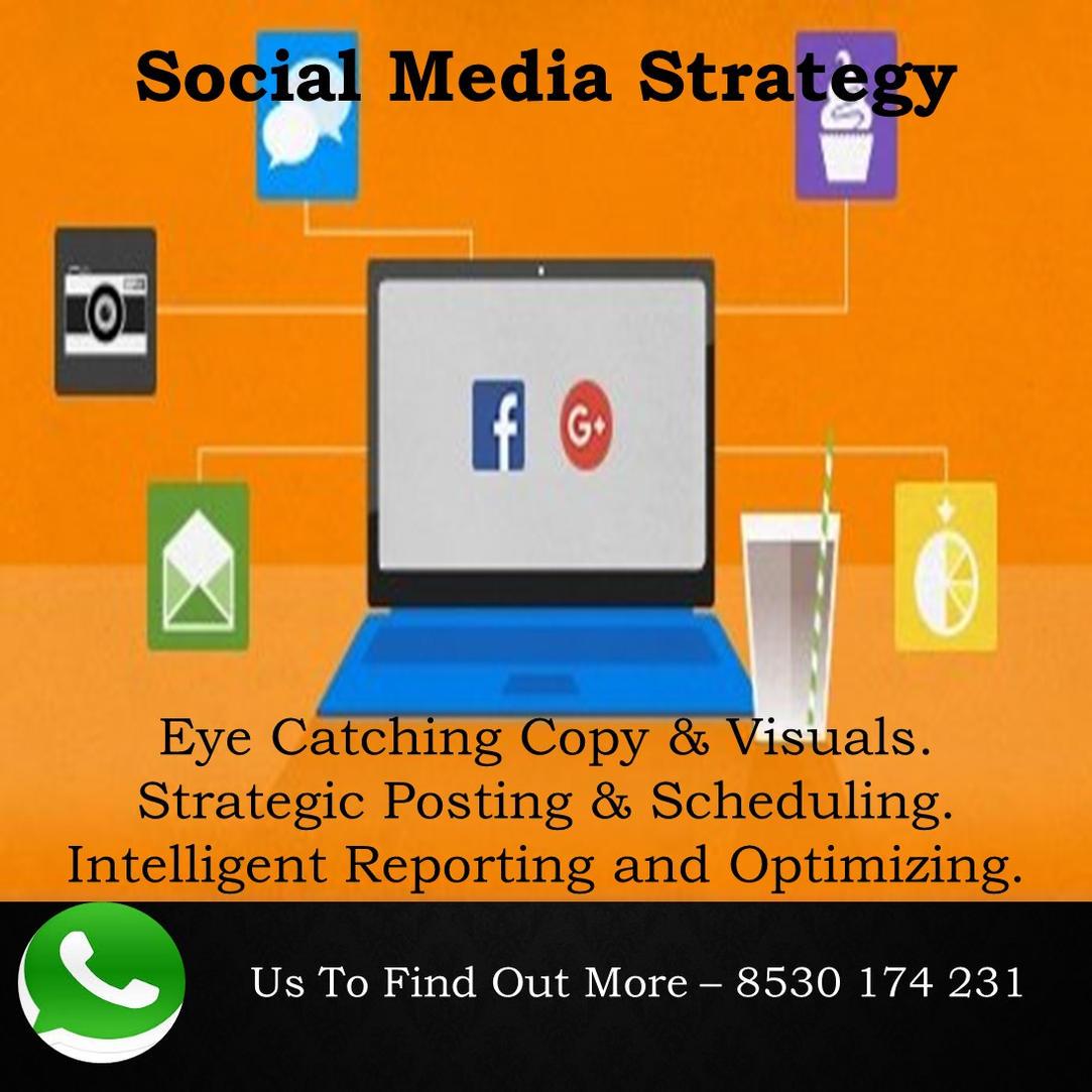 Social Media Strategy.