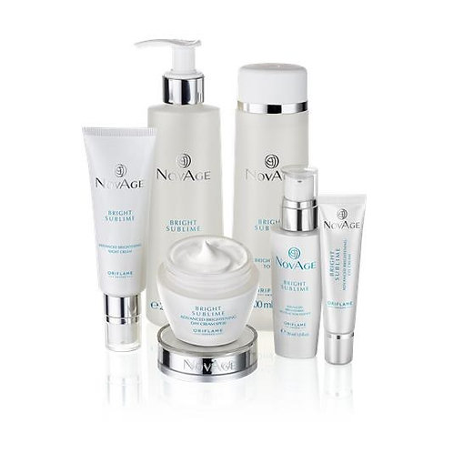 NovAge Bright Sublime - skin care set