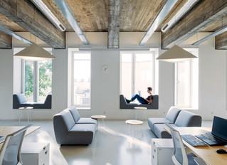 Современная мебель для офисов