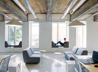 הטרנדים החדשים בעיצוב משרדים משפיעים על עתיד החברות והארגונים