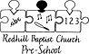 Redhill Baptist Church Preschool Logo