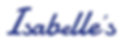 Isabelle's Logo.png