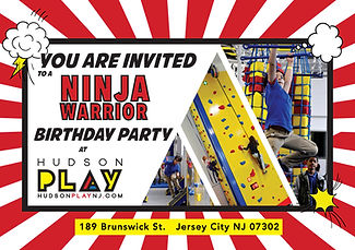 Birthday Party Ninja