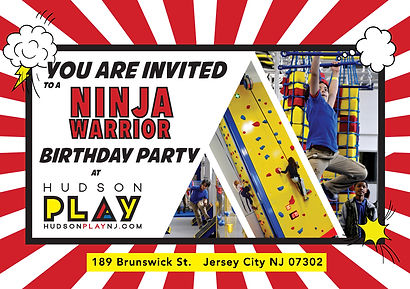 Birthday Party Ninja
