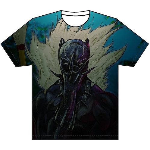 T-SHIRT- Black Panther