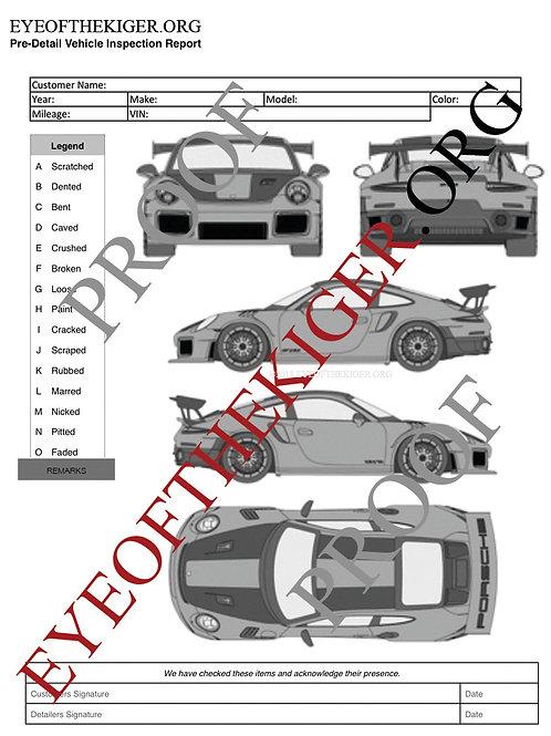 Porsche 911 GT2 RS 991 (2017)