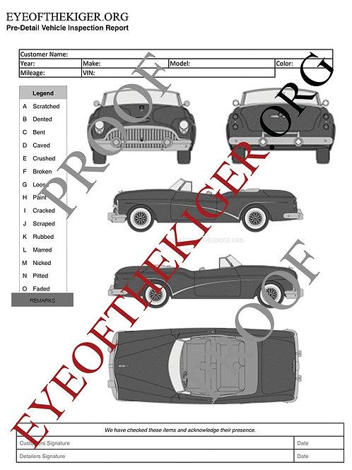 Buick Skylark Convertible (1953-54)