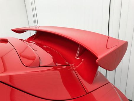 2016+ Porsche GTS Fixed Spoiler Removal & Dismantle