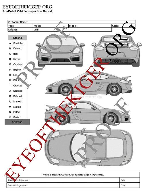Porsche Cayman GT4 Clubsport (2016)