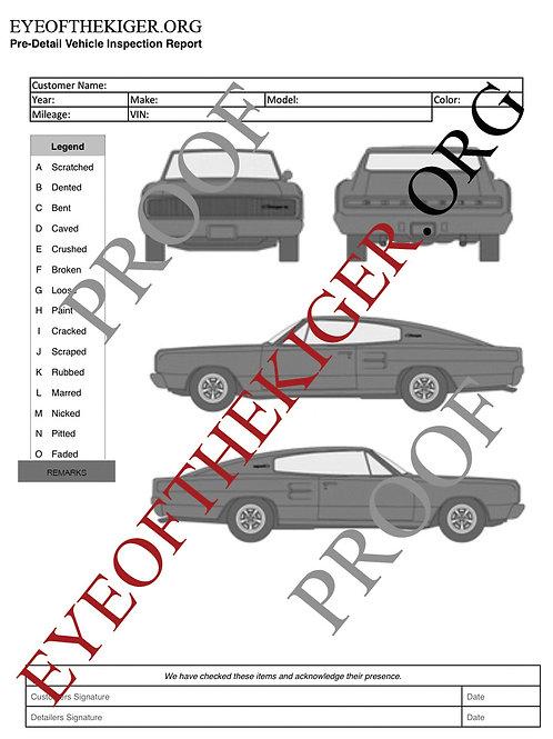 Dodge Charger 426 Hemi (1967)