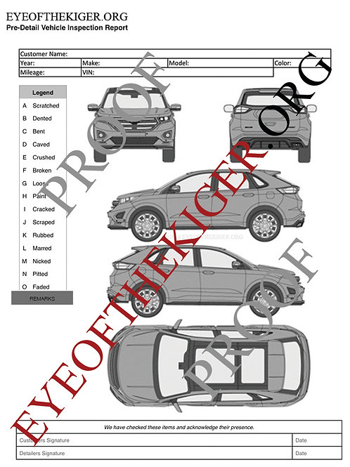 Ford Edge Sport (2015-19)