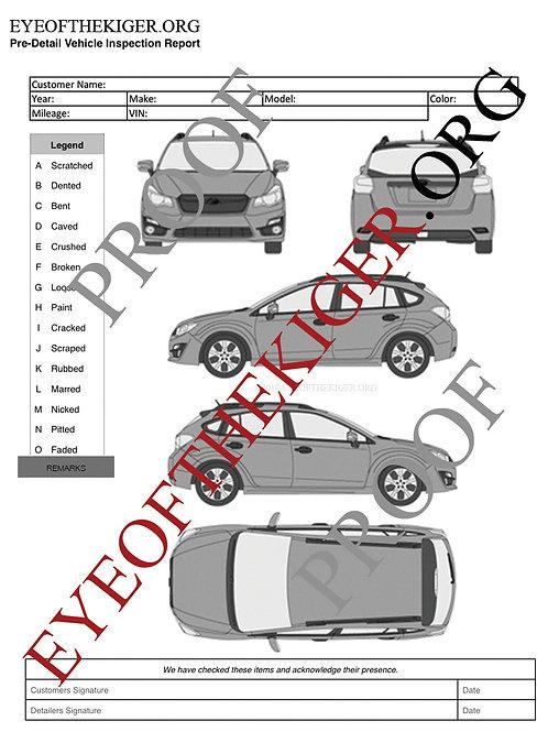 Subaru Impreza Hatchback (2015-19)