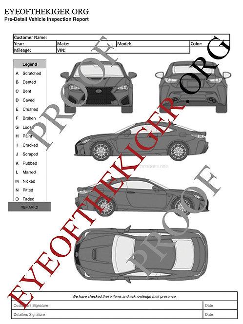 Lexus RC F (2014-19)