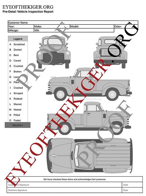 GMC Pickup Truck (1952)