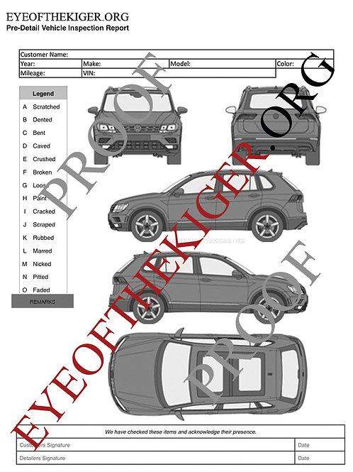 Volkswagen Tiguan (2018-20)