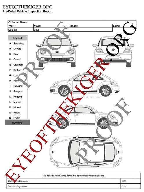 Volkswagen Beetle (2011-19)