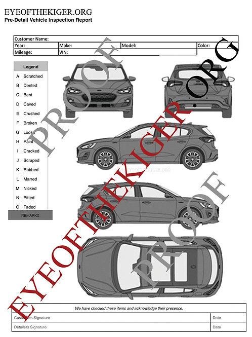 Ford Focus Hatchback Vignale (2018-19)