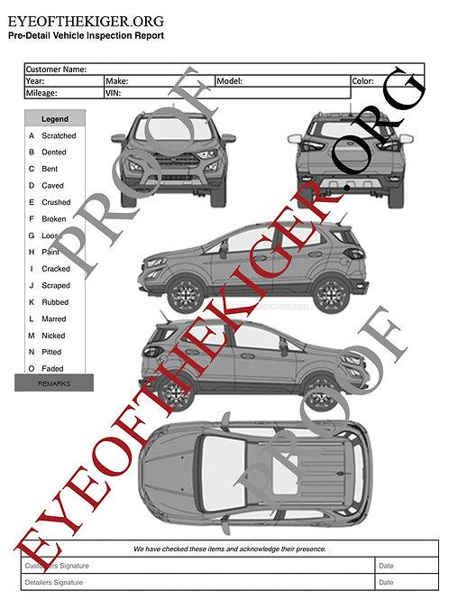 Ford EcoSport (2017-19)