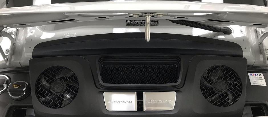 """2019 Porsche 911 Carrera 4 GTS """"Taillight Removal"""""""