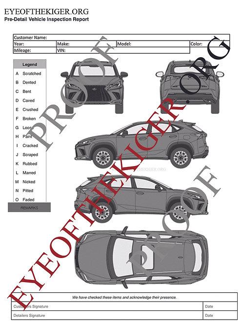 Lexus NX (2017-19)