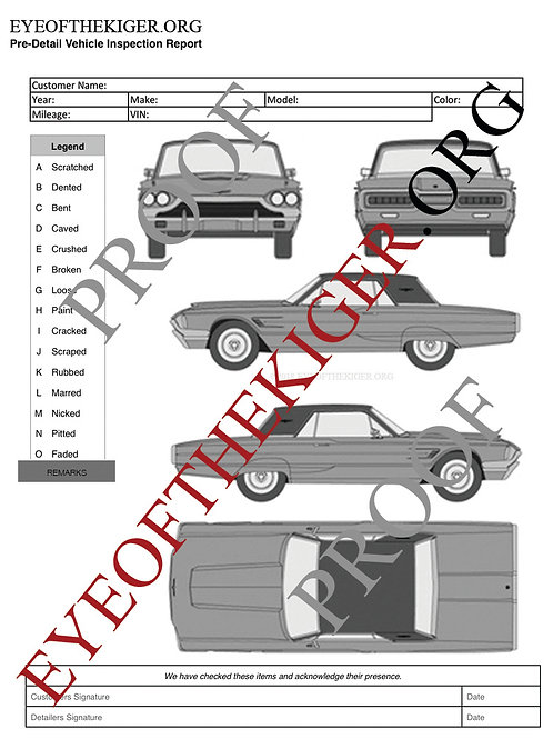 Ford Thunderbird (1964-66)