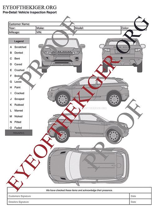 Land Rover Range Rover Evoque 3-Door (2018-20)