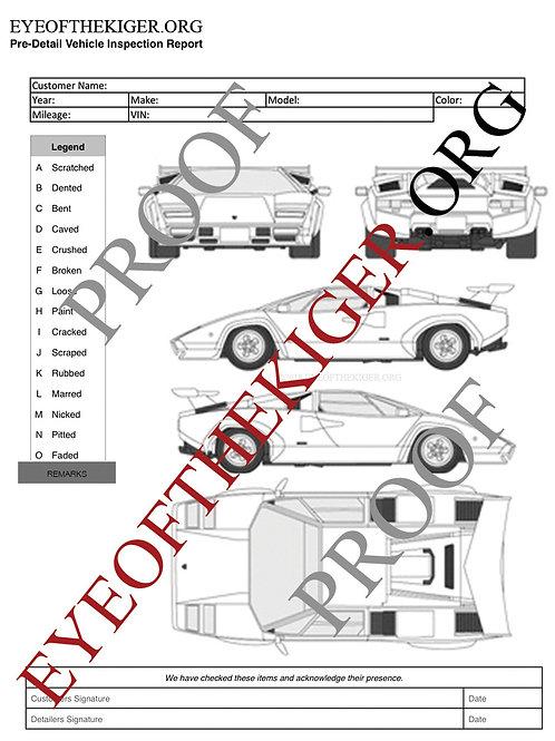 Lamborghini Countach 5000QV (1985-88)