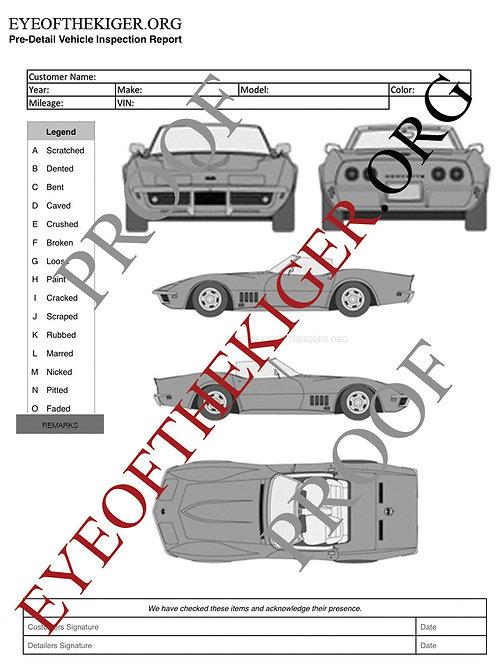 Chevrolet Corvette C3 Convertible (1969-78)