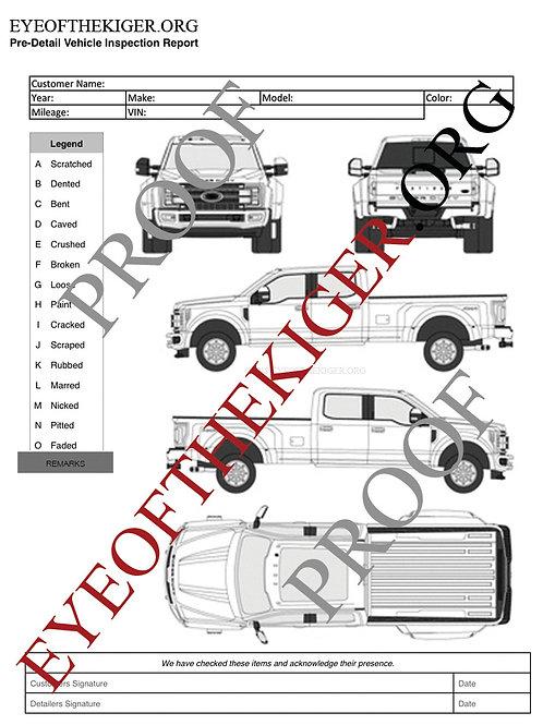 Ford F-450 SuperDuty Super Crew Cab (2011-16)