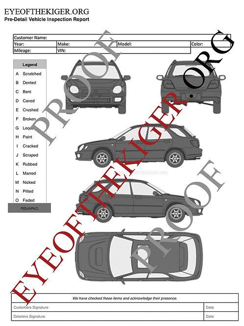 Subaru Impreza Wagon AWD (2000-05)