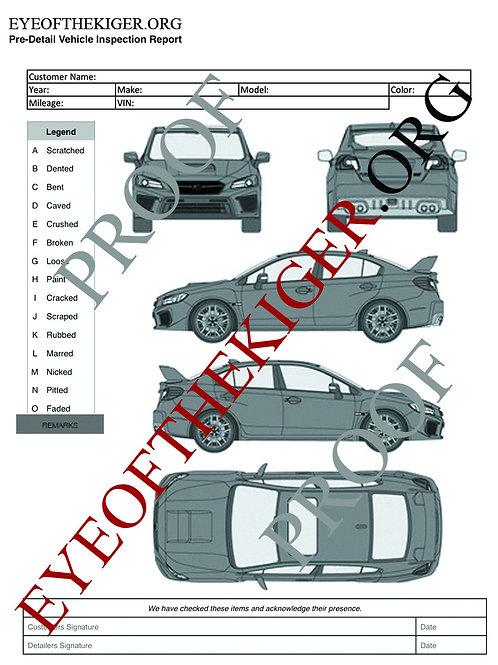 Subaru WRX STi (2016-19)