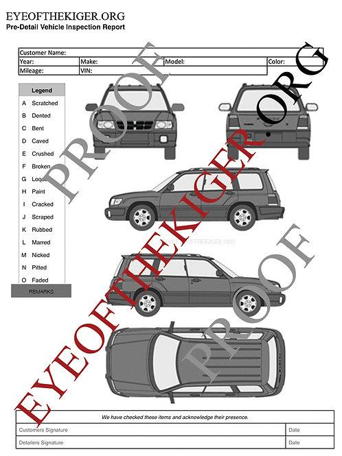 Subaru Forester (1997-02)