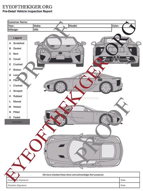 Lexus LFA (2010-12)