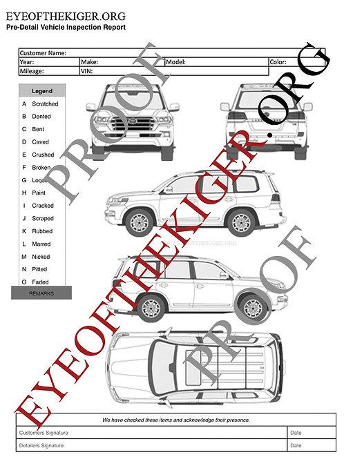 Toyota Land Cruiser 200 (2016-19)