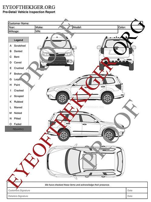 Subaru Forester (2008-13)