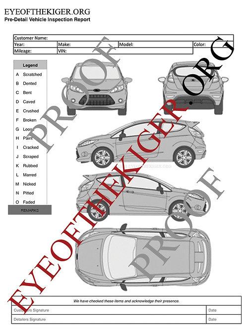 Ford Fiesta Mk7 (2012-17)
